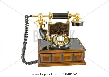 Old Style Telephone #6