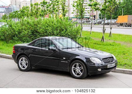 Mercedes-benz R170 Slk-class