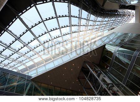 Milan, Italy - 8Th September, 2015. Expo Milan 2015. Italian Pavilion