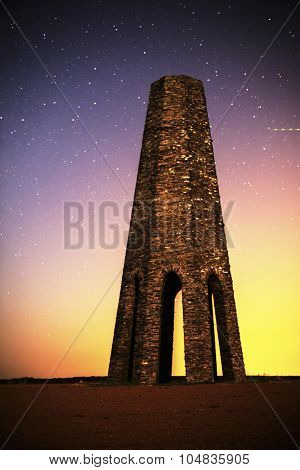 Daymark Night