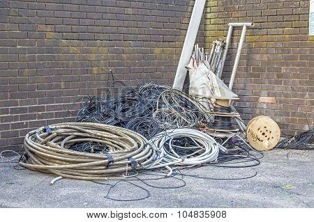 Scrap Cable