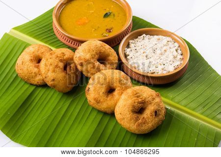 idli vada sambar, south indian food
