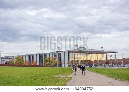 Government District, Berlin