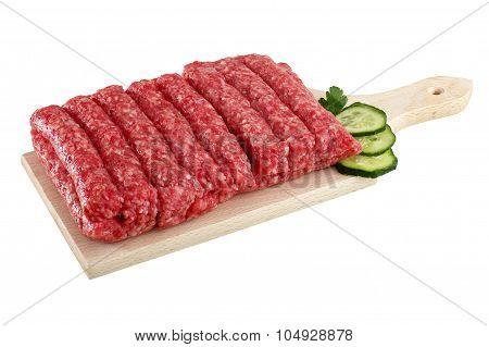 Decorated Food - Meat, Ham, Vegetables...