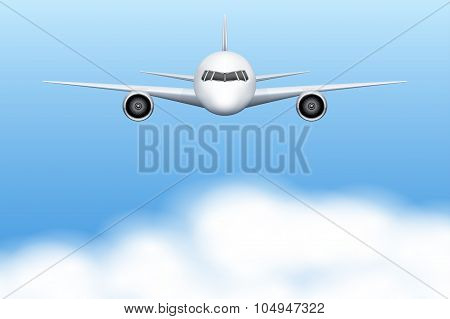 Civil Aircraft airplane