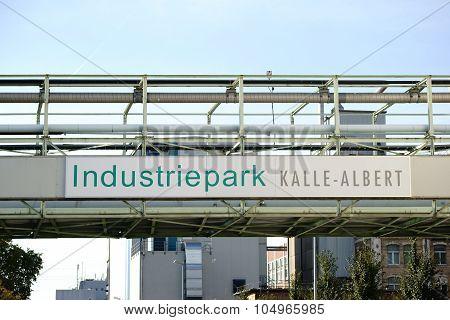 Industrial Park Kalle-Albert