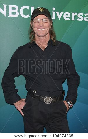 LOS ANGELES - AUG 12:  Butch Gilliam at the NBCUniversal 2015 TCA Summer Press Tour at the Beverly Hilton Hotel on August 12, 2015 in Beverly Hills, CA