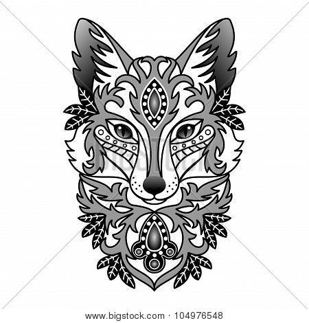 Ornamental Fox