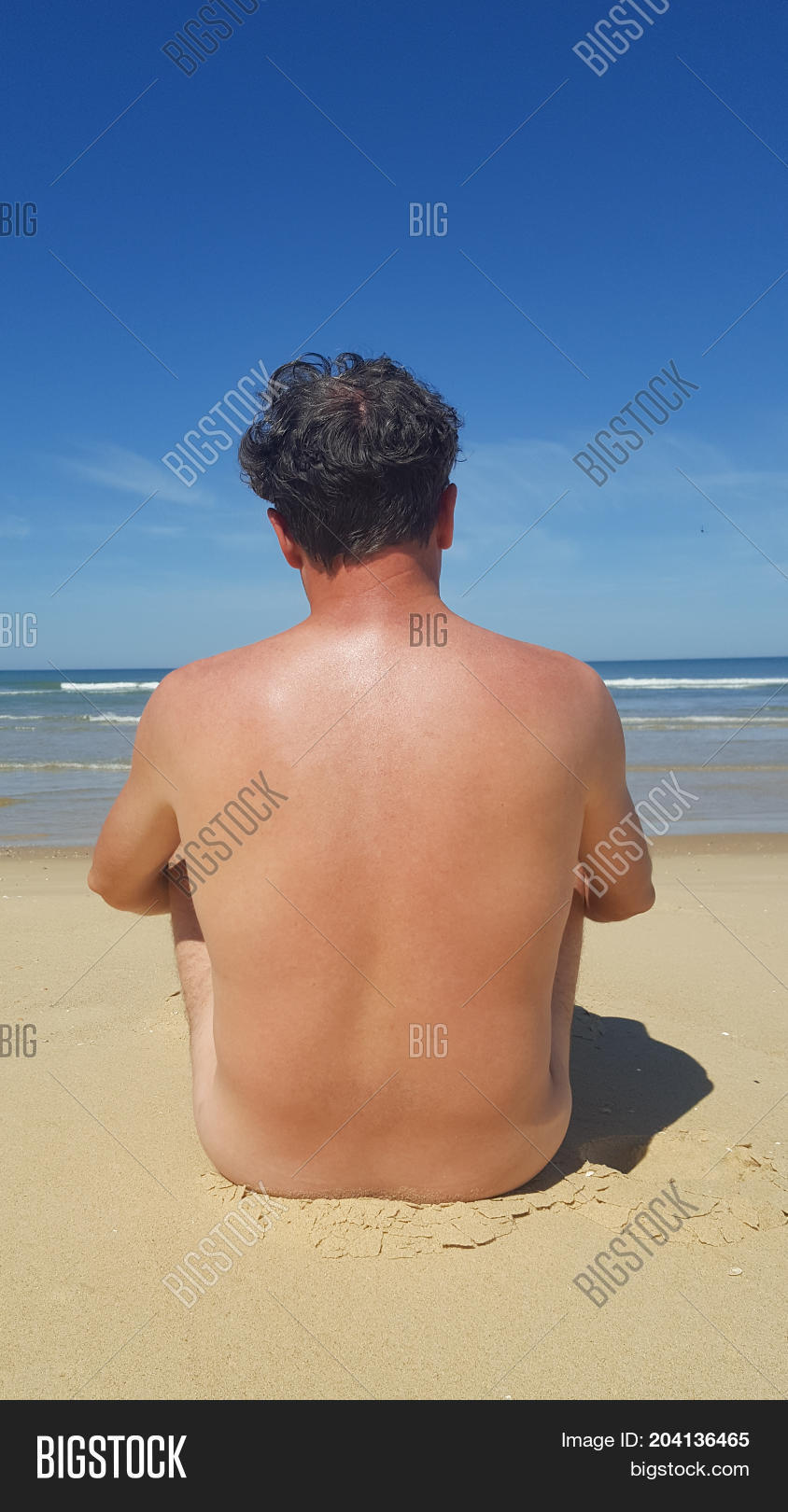 Are right, naked tan on beach for the