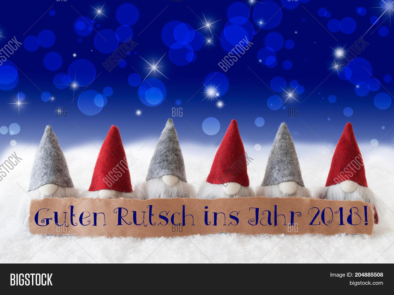Label german text image photo free trial bigstock label with german text guten rutsch ins jahr 2018 means happy new year 2018 christmas m4hsunfo