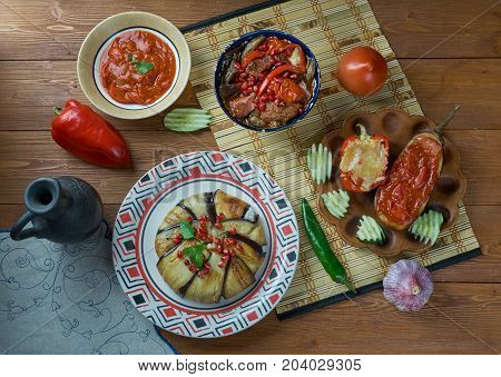 Turkish Cuisine.