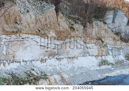 Stevns Cliffs