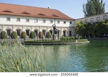 Wallenstein Palace