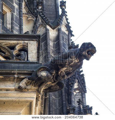 Cathedral Of Saint Vitus Prague