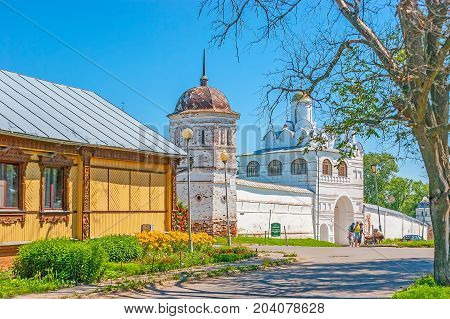 The Walk In Suzdal