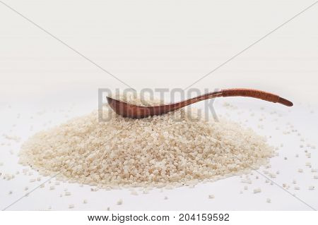 Wooden Spoon On The Hill