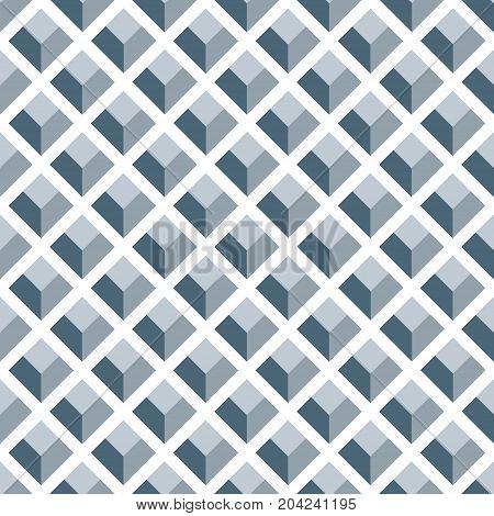 Seamless metallic Art Deco pattern texture background