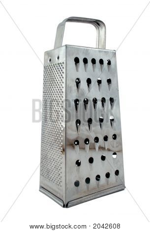 A Cheese Grater