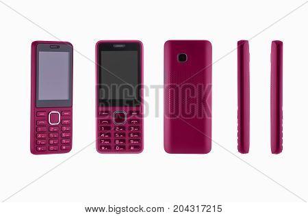 Button Mobile Phone