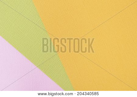 Colorful cardboad background and texture close up