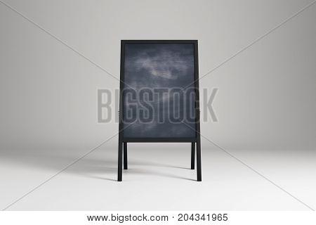 Blank Chalk Menu Board