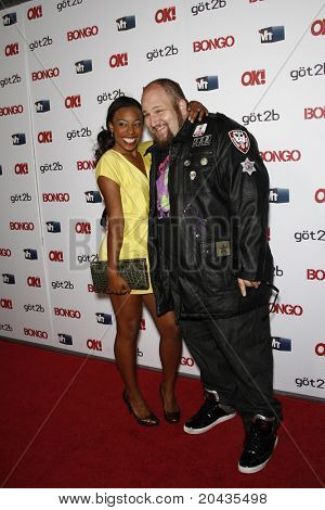 LOS ANGELES - APR 14:  Stephen Kramer Glickman, Tanya Chisholm arriving at the OK magazine 'Sexy Singles Party'  at The Lexington Social House on April 14, 2011 in Los Angeles, CA