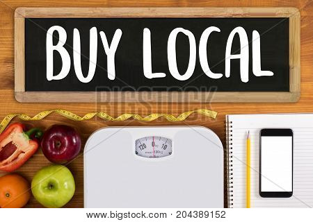 Buy Local Fresh Produce On Sale At The Local Farmers Market