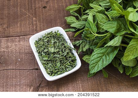 dried mint, natural and organic fresh mint pictures, dried mint sauce into the picture to make soup, dry dried mint, dried mint in terms of health, put into meal mint pictures