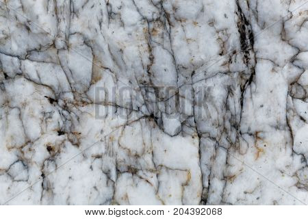 Surface Of A Quartz Vein.