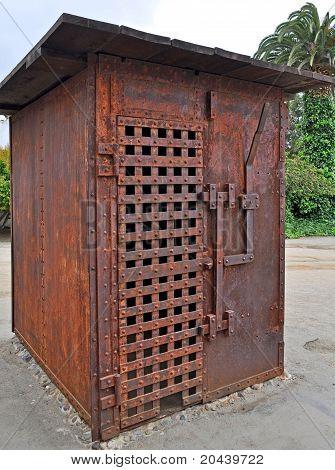 Alten westlichen Gefängnis