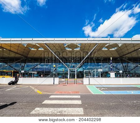 London Stansted Airport (hdr)