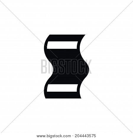 Napkin Vector Element Can Be Used For Towel, Napkin, Cleaning Design Concept.  Isolated Towel Icon.