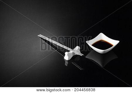 Sushi Sticks And Sauce