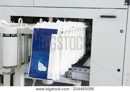Production Of Women's Sanitary Napkins