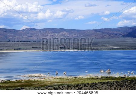 Mono Lake Landscape, Usa