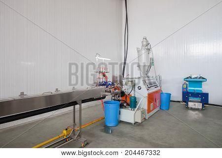 Manufacture Of Plastic Profiles