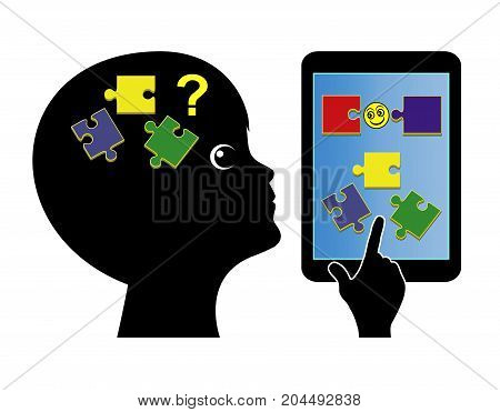Apps for Toddlers. Challenging brain training games for infants