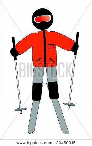 skier 3