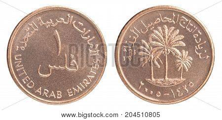 Fils Uae Coin