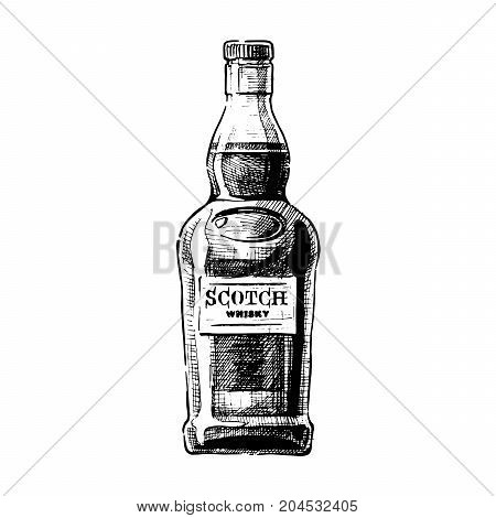 Illustration Of Scotch