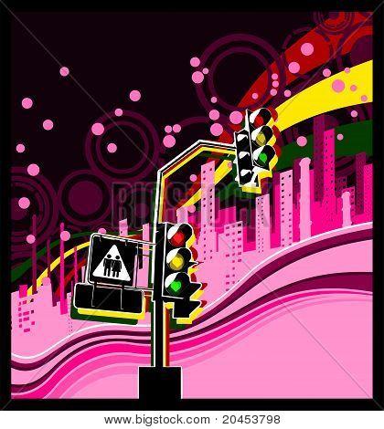 Traffic Light Of Love