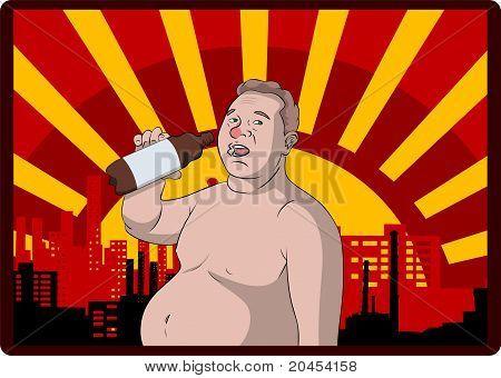 Fat Beer Lover