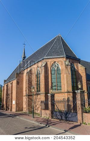 St. Aegten Church In The Historic City Of Amersfoort