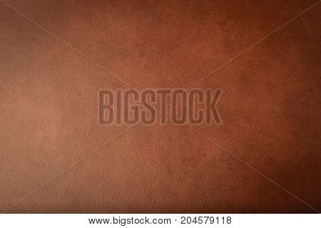 brown background or leather background with creased texture