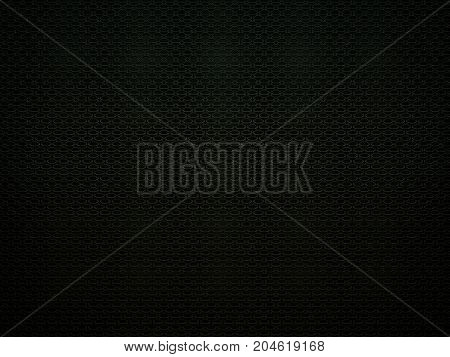 Car Engine Radiator Grille Industial Background