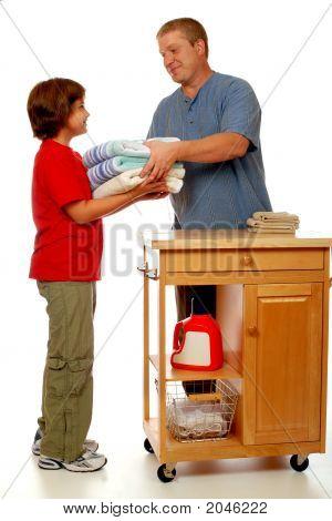 Domestic Laundry Team