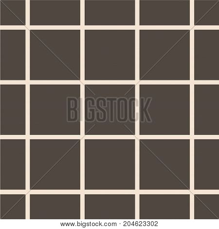 Seamless vector pattern with the mesh, grid.  Modern graphic design. Hipster creative tileable print. Geometric motif Memphis style Digital paper for web designing, backdrops, backgrounds, cover.