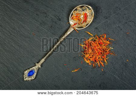 Turkish Saffron Is The Spice Many Dishes.