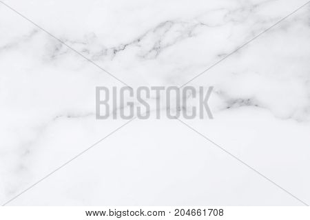 Luxury of white marble texture and background for decorative design pattern artwork.