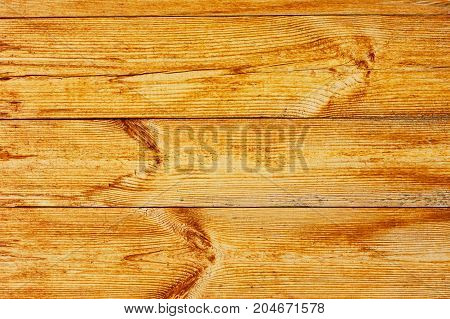 Unpainted Lacquer Wooden Surface